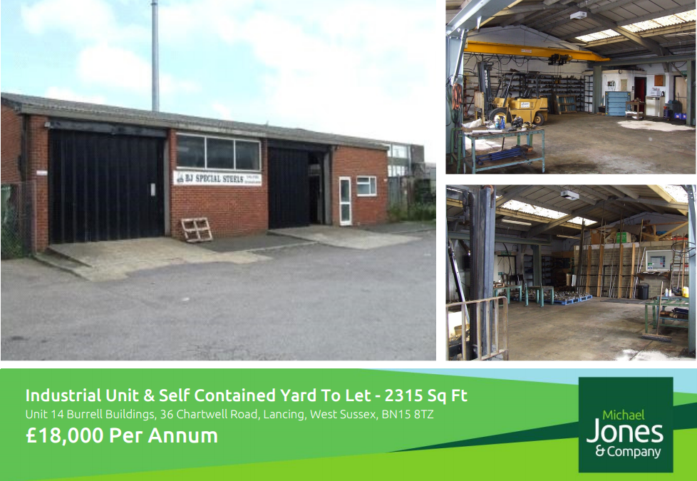 Lancing Business Park Commercial Property